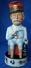 Wilkinson's Pottery WW1 Toby Jug Carruthers Gould Marshall Foch Allied Leader