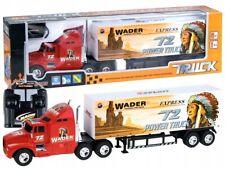 Groß RC Ferngesteuertes LKW Lastwagen mit Anhänger - 56 cm 27 MHz fernbedienung