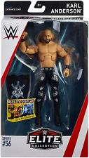 WWE WWF Mattel Elite Collection 56 Samoa Joe Wrestling Figure & Boxed