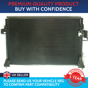 CONDENSER AIR CON RADIATOR TO FIT LAND ROVER DISCOVERY 2 4.0 V8 PETROL 2.5 TD5