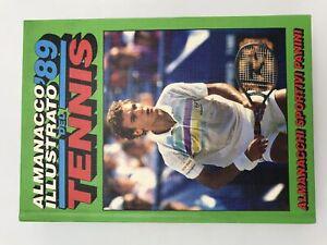 Illustrated Almanac Of Tennis Year 1989 - Editions panini