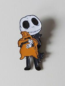 Nightmare before christmas Jack And Oogie Boogie Enamel pin Badge
