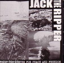 Jack l'éventreur – Fight the system for peace... CD Japon