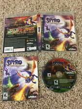 THE LEGEND OF SPYRO DAWN OF THE DRAGON - PS3 , PLAYSTATION 3 , COMPLETE , RARE