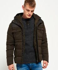 Superdry Mens Tech Tweed Jacket