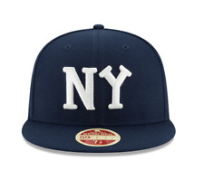 NEW YORK BLACK YANKEES NEGRO LEAGUES 100TH ANNIVERSARY 59FIFTY FITTED (7 3/8)