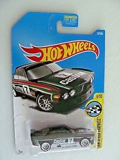'73 BMW 3.0 CSL -#7 RACE CAR -  HOT WHEELS 2015 HW SPEED GRAPHICS 4/10 -1:64 CAR