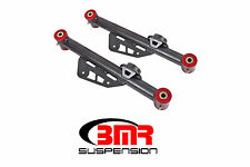 BMR Suspension TCA014 - Lower Control Arms, DOM, Non-Adj, Poly Bushings