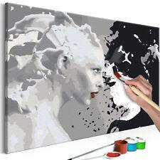 Malen nach Zahlen Erwachsene Wandbild Malset mit Pinsel Malvorlagen n-A-0257-d-a