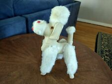 Vintage Poodle Dog A D Sutton & Sons Made in Japan