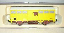 Electrotren 1814K, gedeckter Güterwagen für Rinder, Typ Gs 41, SNCF, H0, NEU&OVP