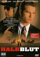 Halbblut  * DVD * mit Val Kilmer, Sam Shepard   NEU * Halb Blut *