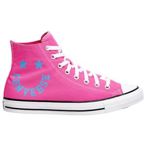 Converse All Star Ctas Hi men's sneakers shoes mod pink/coast/white 168223F