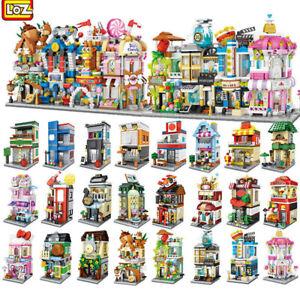 Bausteine LOZ Modell Bausätze DIY Kinder Spielzeug Geschenk Dekoration OVP Neu