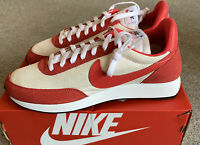 Mens red and white Nike Tailwind 79 Trainers Uk 11. Brand New