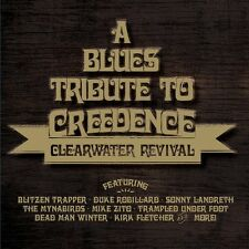 Blues Tribute To Cre - Blues Tribute to Creedence Clearwater Revival / Various [