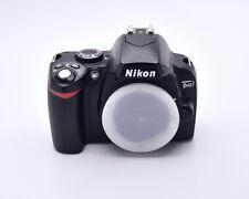 Nikon Black D40 6.1 MP DX Digital Camera Body 18138 Actuations (#8101)