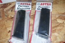 2 - Astra A-100 - factory NEW .45acp - 9rd magazines mags clips   (A135*)