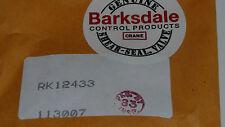 Barksdale Rk12433 Repair Rebuild Kit For 12433 Ac Valve