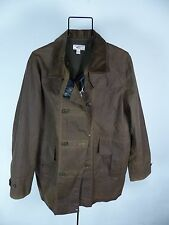 J.Crew Wallace & Barnes Jacket Color Rich Brown Size M sample