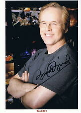 In-Person Autogramm von Brad Bird. pers. gesammelt. 100% Echt.