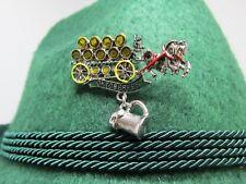 Beer Wagon with Stein Oktoberfest Hat Pin