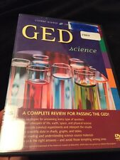 Video Aided GED Science 2 DVD SET