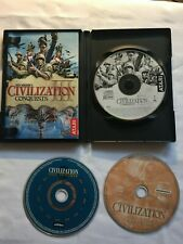PC Spiele*Civilization III*+Conquests Expansion Set 2(ADDON)+Call to Power