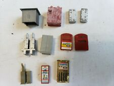 HO Scale Electrical Boxes and Vending Machines (11 total)