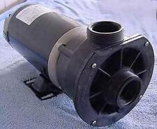 """1.5 hp 2 Speed 1.5"""" Spa Pump Center Dschrg 115V NEW Waterway 3420411-15"""