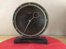 kienzle clock , Horloge Pendule Art-Déco 1930 TBE Kienzlé Art Déco 30's MOELLER