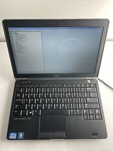Dell Latitude E6230 i5-3320M 2.60GHz NO RAM NO HDD NO OS Parts / Repair
