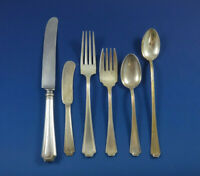 Fairfax by Gorham Sterling Silver Flatware Set For 8 Service 56 Pieces
