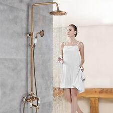 Sistema de Ducha Conjunto Columna Ducha Grifo de bañera Alcachofa de la ducha