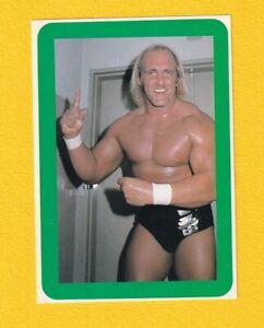 Hulk Hogan 1982 Monthly professional wrestling BBM card