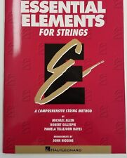 Essential Elements Book 1 for Strings (Cello), Original Series