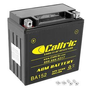 AGM Battery for Honda TRX450ES TRX450S Foreman 450 4X4 Es 1998 1999 2000 2001