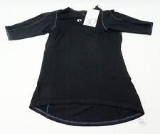 Pearl Izumi Women's P.R.O Transfer Wool Cycling Baselayer L Short Sleeve Black