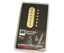 11104-06-Z Seymour Duncan Zebra Alnico II Pro Slash Guitar Humbucker Neck Pickup
