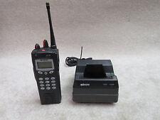 Ma-com Harris P7100 ip 2 way radio with Desktop Charger MACOM - no battery.