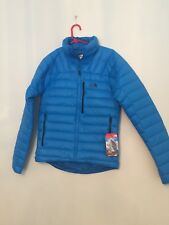 NWT The North Face Men's 800 Down Morph Jacket Blue Aster, XS. List $249
