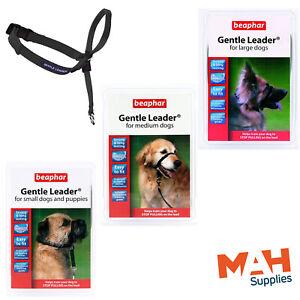 Beaphar Gentle Leader Head Collar No Pull Training Aid Stop Dog Pulling S/M/L
