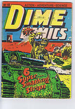 Dime Comics #18 Bell Features Canadian Edition