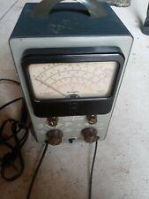 Allied Radio Corp Vacuum Tube Voltmeter Knight Test Meter Powers On As Is