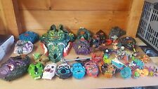 MIGHTY MAX LARGE COLLECTION VINTAGE LOT RETRO PLAYSETS HEADS