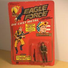 1981 MEGO EAGLE FORCE ACTION FIGURE MOC DIE CAST METAL TOY STRYKER SHARPSHOOTER