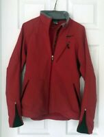 Vintage Women's Patagonia Soft Shell Jacket, Color Red, Small, Full Zip