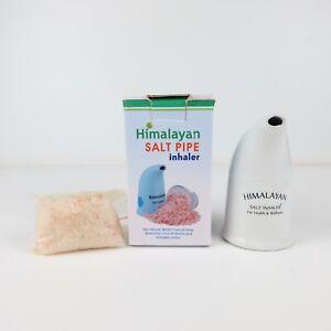 Himalayan Salt Inhaler Pipe and salt asthma ease breathing