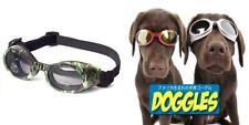 Doggles - ILS Green Camo Frame with Light Smoke Lens l
