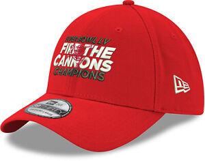 Tampa Bay Bucaneers New Era 39Thirty SB LV Champions Scarlet 04 Stretch Cap